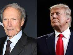 Clint Eastwood dumps Donald Trump